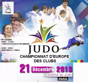 AFFICHE POUR COUPE EUROPE CLUBS