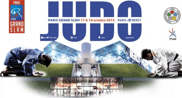 judo grand slam paris