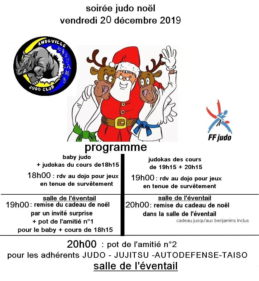 flyer judo noel 2019